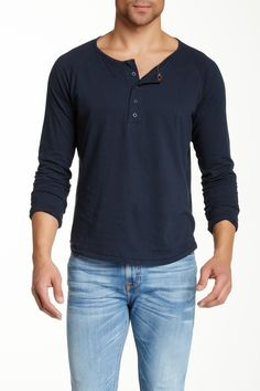 Henley T-Shirt by Nudie Jeans