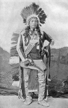 Paw Nee Indians | Ute Indians: Chief Tusaquinot - Ute Tribe