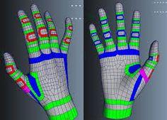 Resultado de imagem para malha poligonal max retopologia