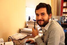 William Martínez, Arquitecto supervisor