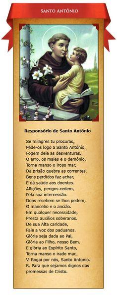 Santinhos Virtuais – Santo Antônio | Associação Apostolado do Sagrado Coração de Jesus