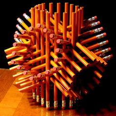 next time I have 72 pencils, I'm gonna do this.