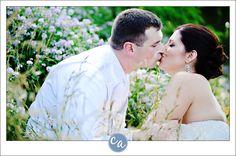 Wedding portrait at Lakewood Park in Lakewood Ohio. Free to use park.