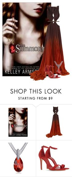 The Summoning - Kelley Armstrong by ninette-f on Polyvore