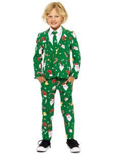 Nerd Centre Parting Geek School Boy Perruque Adultes Costume Robe Fantaisie Homme