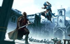 Assassin's Creed - Revelations wallpaper