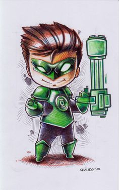 Green Lantern by Dve6 on DeviantArt