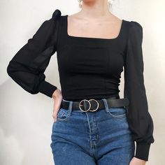 S: Length Bust 72 Waist 60 Sleeve Length M: Length Bust 76 Waist 64 Sleeve Length 66 L: Length Bust 80 Waist 68 Sleeve Length - Online Store Powered by Storenvy 90s Fashion, Korean Fashion, Fashion Outfits, Womens Fashion, Fashion Tips, Fashion Websites, Fashion Trends, High Fashion, Winter Fashion