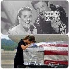 This breaks my heart!! #RIP Cory Monteith