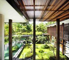 Sun House, designed by Guz Architects