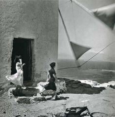 blueblackdream:  Ernst Haas, Greece, 1952