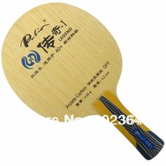 56.66$  Watch now - http://alil7h.worldwells.pw/go.php?t=1185999050 - Palio Legend-1 (Legend1, Legend 1) 5 Wooden + 2 Arylate-Carbon (OFF) Table Tennis Blade for Ping Pong Racket