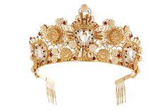 Вещь дня: диадема Dolce & Gabbana