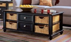 20 Coffee Table with Basket Storage - Country Home Office Furniture Check more at http://www.buzzfolders.com/coffee-table-with-basket-storage/