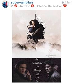 Hi Sam Dean, You Gave Up, Movie Posters, Movies, Instagram, Films, Film Poster, Cinema, Movie