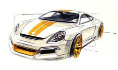 Bike Sketch, Car Sketch, Mustang, Industrial Design Sketch, Car Design Sketch, Car Illustration, Porsche Design, Car Drawings, Transportation Design