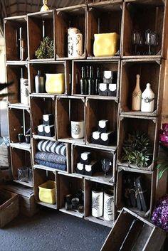 26 Ideias bacanas para reaproveitar caixotes de madeira em casa   ROCK'N TECH