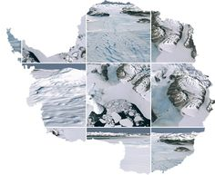 Lots of real life pictures and facts about Antarctica. Great for Antarctica Continent Box! Montessori Education, Montessori Materials, Continents And Oceans, Cultural Studies, Social Studies, Satellite Maps, National Science Foundation, Polar Animals, Anthropologie