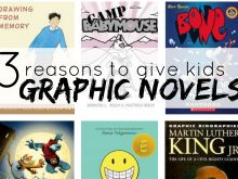 3 Reasons to Give Your Kids Graphic Novels | Parents | Scholastic.com