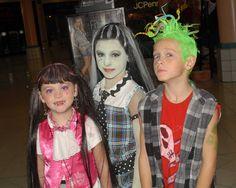 Una divertida fiesta de disfraces Monster High