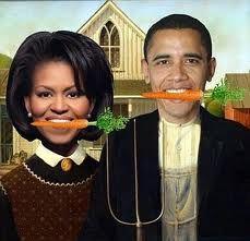 (HealingTalks) Michelle Obama Used to Be Organic