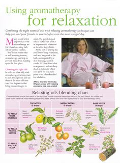 Young Living Essential Oils: Relaxation