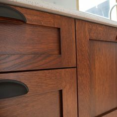 How To Transform Oak Cabinets | Cabinet Refinishing | Seattle Tacoma  Olympia Eu2026 | Kitchen Cabinets | Pinterest | Cabinet Refinishing, Seattle  And Kitchens