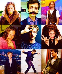 Just look at this man. | Why Matthew Gray Gubler Is The Nerd Of Your Dreams