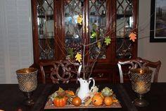 Thanksgiving Thankful Tree