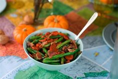 Turkey sides that won't sideline the little ones - Buttery Mashed Potatoes and Sweet-And-Sour Glazed Carrots And Green Beans