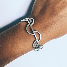 silver filigree bracelet by #kelseygrape #kelseygrapejewelry