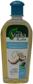 Dabur Vatika Coconut Enriched Hair Oil