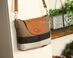 고슴도치퀼트 즐거운 바느질, 고슴도치퀼트와 함께~ Art Bag, Longchamp, Fashion Bags, Burberry, Tutorials, Quilts, Patterns, Canvas, Sewing