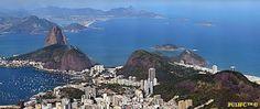 Discover the world through photos. Copacabana Beach, Community, Mountains, World, Nature, Travel, Rio De Janeiro, Landscapes, The World