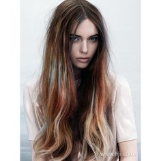 2013 long messy hairstyle ❤ liked on Polyvore featuring hair, faces, hair and wig, models and women