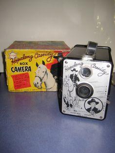 Hopalong Cassidy Camera