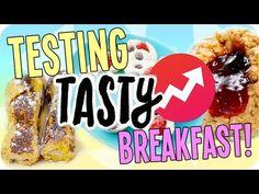 Testing Tasty/Buzzfeed Breakfast Foods! - YouTube