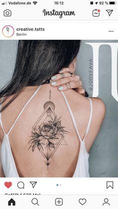 Female Best Beautiful Tattoo Ideas - Page 4 of 14 - StarMyFashion 3 Sister Tattoos, Love Tattoos, Beautiful Tattoos, Girl Tattoos, Tatoos, P Tattoo, Back Tattoo, Delicate Feminine Tattoos, Black White Tattoos