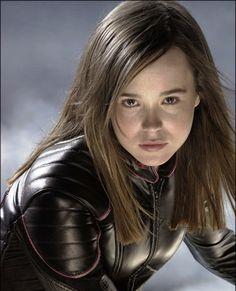 Kitty Pryde / Shadowcat - Ellen Page - X Men Ellen Page, X Men, Superhero Movies, Marvel Movies, Marvel Dc, Marvel Girls, Marvel Women, Coming Out, Kitty Pryde