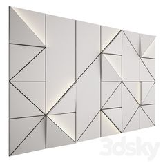 models: Other decorative objects - Wall Panel 19 Wood Wall Design, Wall Panel Design, Wall Decor Design, Ceiling Design, Wall Cladding Tiles, Cladding Design, Wood Cladding, Wall Cladding Interior, Decorative Wall Panels