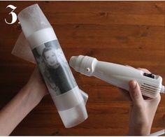 Maak nu jouw eigen kaarsen met foto afdruk in slechts enkele minuten!(Handleiding) - Zelfmaak ideetjes