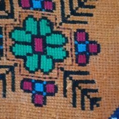 Beautiful colorful floral embroidery with floral design on an orange background with beautiful roses. It is a gorgeous handmade embroidery with rich floral design, perfect for a bohemian romantic decor or for a touch of color in a corner of your house. Wedding Dresses Men Indian, Wedding Dress Men, Orange Background, Tapestry Wall Hanging, Rug Making, Beautiful Roses, Floral Embroidery, Romania, Rugs On Carpet