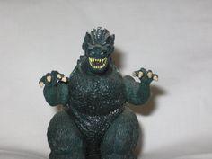 1994 Toho Trendmasters Atomic Eyes Godzilla Figure