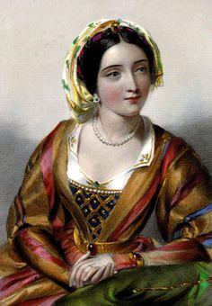Eleanor of Castile (1240 - 1290), Queen consort of Edward I