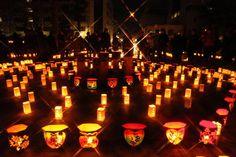 prayers in Morioka, Japan