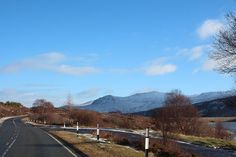 HIghlands, Da Inveness, ci avviciniamo a Skye. via Flickr.