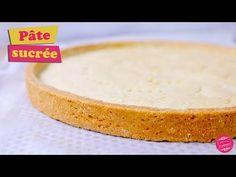 Recette de pâte sucrée pour vos pâtes à tarte, sans robot, facile et rapide, à la façon de Philippe Conticini ! Pate Sucree Recipe, Pastry Recipes, Cooking Recipes, Chefs, Sweet Tarts, Base, Cooking Time, Biscuits, Delicious Desserts