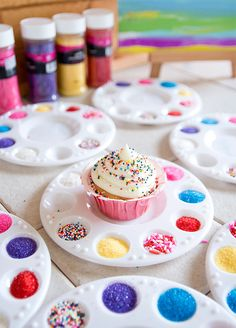 Dessert Station: Let the children build their own s'mores or decorate cupcakes - it will make dessert feel like an extra special treat! 10 Impossibly Fun Ways to Keep Kids Entertained At Weddings