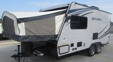 Palomino Solaire 163x Ultra Lite Hybrid Travel Trailer 5 Best 2017 Lightweight Folding Pop