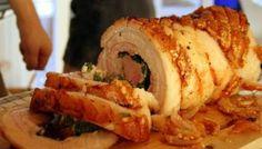 Porchetta - nemt og suverænt på grillen!